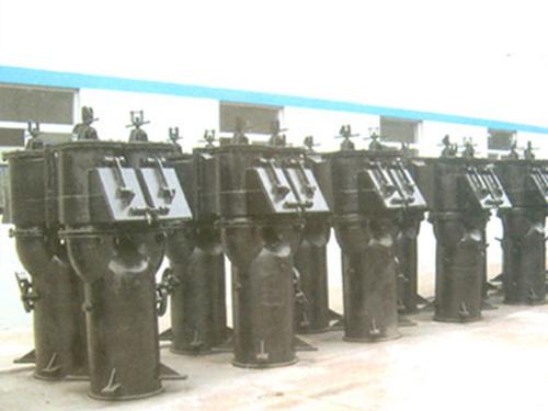 废气交换开闭器